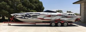 Used Scarab Thunder 31 High Performance Boat For Sale