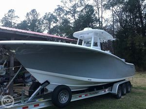 Used Tidewater 280 Adventurer Center Console Fishing Boat For Sale