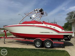 Used Chaparral Sunesta 224 Extreme Bowrider Boat For Sale