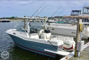 Used Striper 220 DC Bowrider Boat For Sale