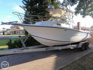 Used Sea Fox 257 Walkaround Fishing Boat For Sale