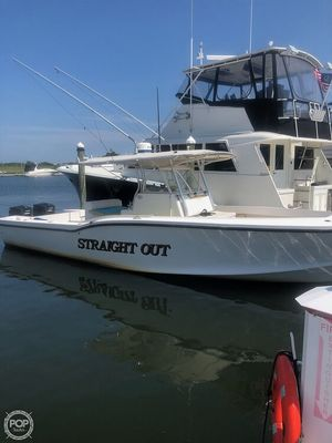Used Ocean Master 31 Super Center Console Center Console Fishing Boat For Sale