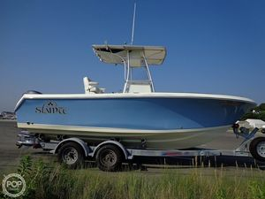 Used Sailfish 218 Center Console Fishing Boat For Sale