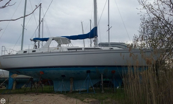 Used Gulfstar CSY 50 Sloop Sailboat For Sale