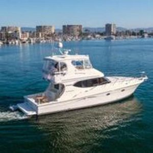 Used Silverton 50 Convertible Flybridge Boat For Sale
