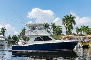 Used Custom 47 Jannace Convertible Fishing Boat For Sale