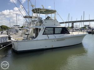 Used Hatteras 41 Sports Fishing Boat For Sale