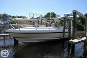 Used Intrepid 356 Cuddy Walkaround Fishing Boat For Sale
