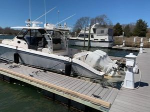 Used Pursuit 2017 408 Center Console Fishing Boat For Sale