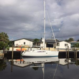 Used Beneteau OC 37 Sloop Sailboat For Sale
