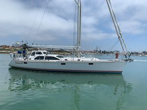 Used Morris 486 Ocean Series Cruiser Sailboat For Sale