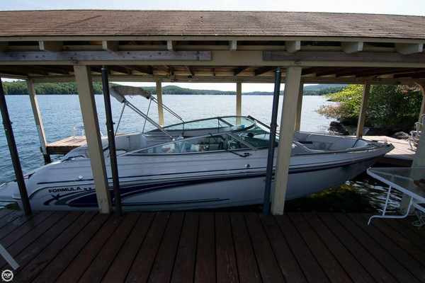 Used Formula 260 BR Bowrider Boat For Sale