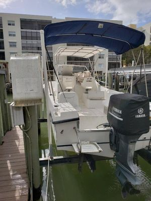 Used Angler CC Center Console Fishing Boat For Sale