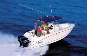 Used Boston Whaler 240 Outrage Center Console Fishing Boat For Sale