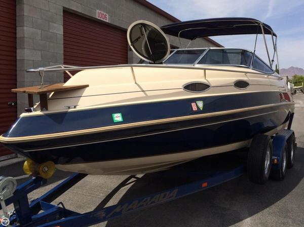 Used Marada MX3 Weekender Cruiser Boat For Sale