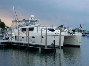 Used Endeavour Trawler Cat 44 Catamaran Sailboat For Sale