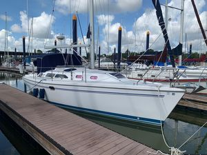 Used Catalina 350 MKII Cruiser Sailboat For Sale