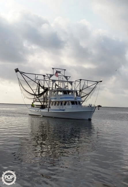 Used Gillikin 60 Commercial Boat For Sale
