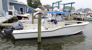Used Ocean Master Center Console Fishing Boat For Sale