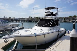 Used Rampage Sport Fisher Express Cruiser Boat For Sale