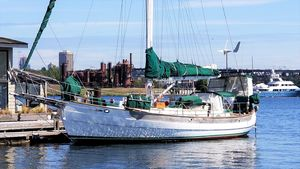 Used Hans Christian 38 MK II Cruiser Sailboat For Sale