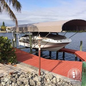 Used Hurricane 2400 Sun Deck Boat For Sale