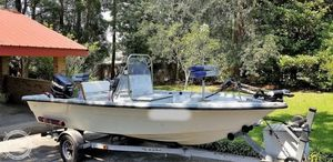 Used Starkey 17 Center Console Bay Boat For Sale