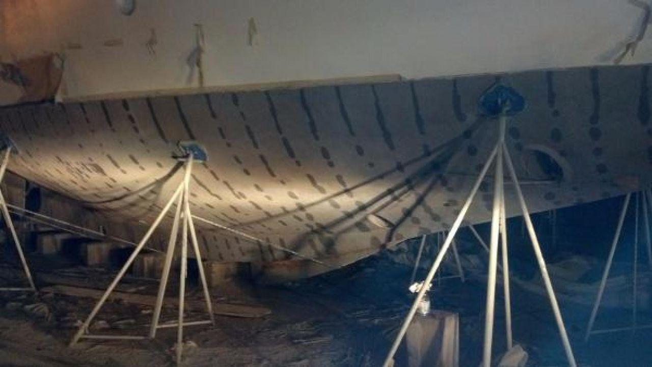 2015 Used Abeking & Rasmussen Steel Cutter Cruiser Sailboat