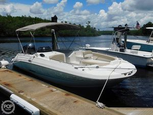 Used Stingray 212SC Deck Boat For Sale