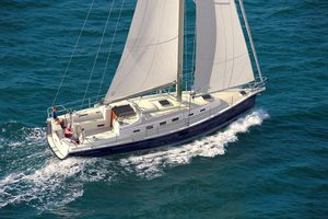 New Blue Jacket 40 Racer and Cruiser Sailboat For Sale