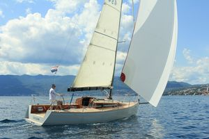 Used Custom 96 Racer and Cruiser Sailboat For Sale