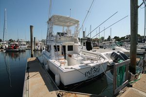 Used Black Watch Convertible Fishing Boat For Sale