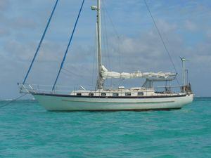 Used Crealock Creala 40 (seacraft) Cruiser Sailboat For Sale