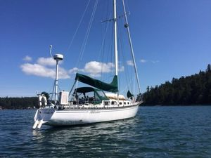 Used Cascade 36 Cutter Sailboat For Sale