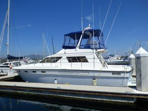 Used Sea Hawk 48 Convertible Fishing Boat For Sale