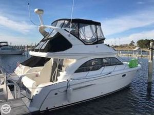 Used Meridian 341 Sedan Sports Fishing Boat For Sale