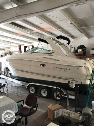 Used Monterey 270 Cruiser Express Cruiser Boat For Sale