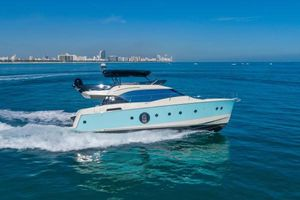 Used Monte Carlo MC6 Motor Yacht For Sale