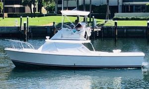 Used Bertram 31 Flybridge Sports Fishing Boat For Sale