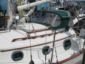 Used Pacific Seacraft Flicka Sloop Sailboat For Sale