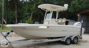 Used Stingray 236CC Center Console Fishing Boat For Sale