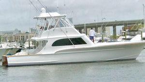 Used Custom Carolina Irving Forbes Sportfish Sports Fishing Boat For Sale