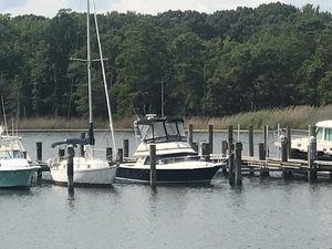 Used Blackfin 29 Sportfish Sports Fishing Boat For Sale