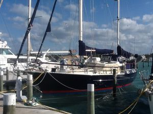 Used Nauticat 40 Pilothouse Ketch Motorsailer Sailboat For Sale