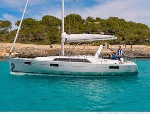 New Beneteau Oceanis 41.1 Daysailer Sailboat For Sale