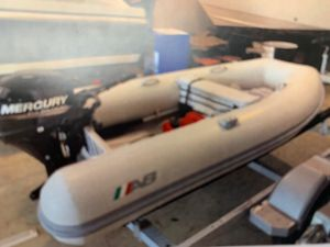 Used Ab Inflatables 9 Foot Tender Boat For Sale