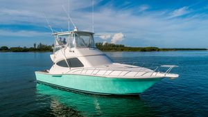 Used Bertram 410 Convertible Fishing Boat For Sale