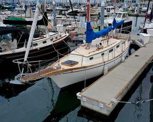 Used Fuji 32 Ketch Sailboat For Sale