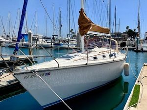 Used Hunter 34 Cutter Sailboat For Sale