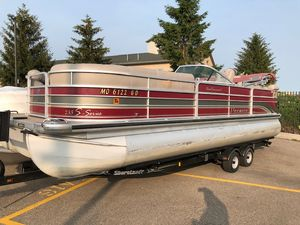 Used Premier S Series 235 PTXS Series 235 PTX Pontoon Boat For Sale
